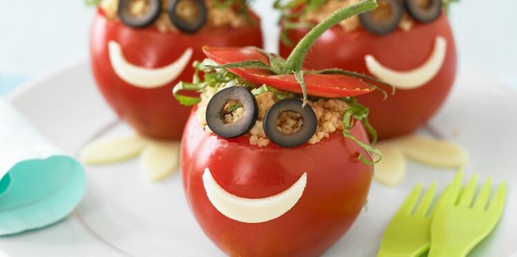 Cuisine créative avec les enfants : des assiettes surprises