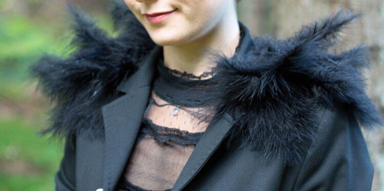 Une veste à plumes DIY