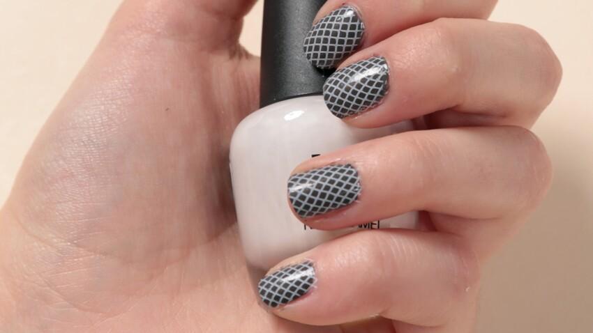 Nail art facile : le stamping