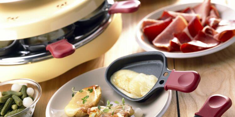 Raclette : les bons accompagnements