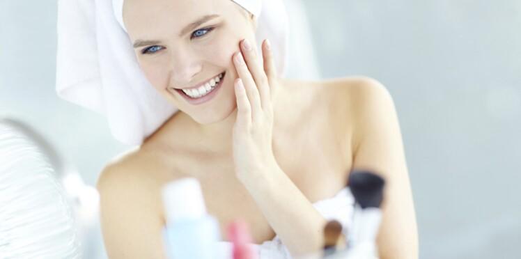 Make-up en rose bonne mine