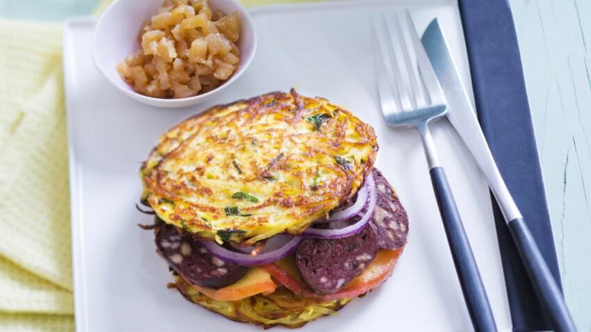 Boudin burger