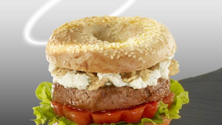 Burger classique ou presque