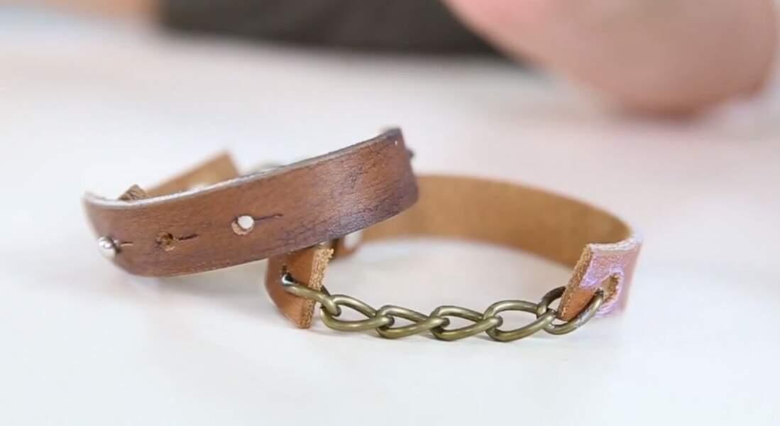 Un bracelet pour homme