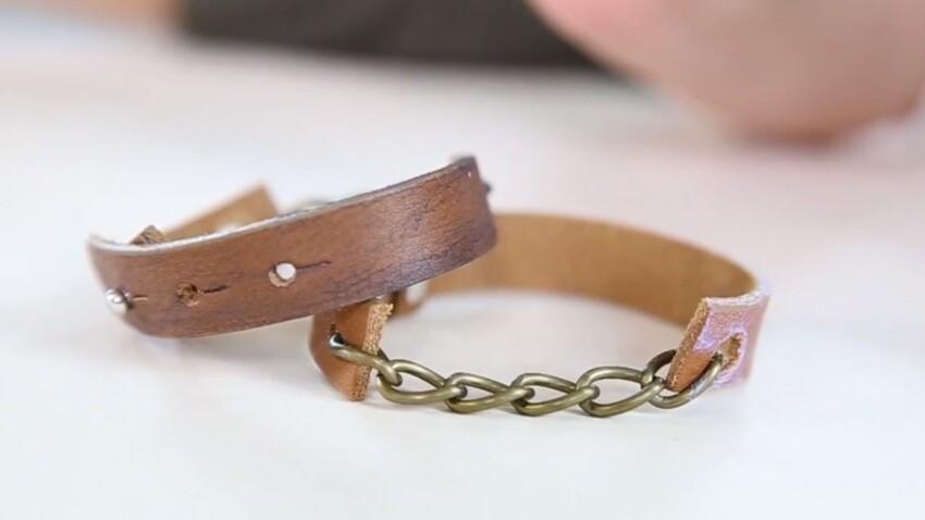 Un bracelet pour homme pour la Saint-Valentin