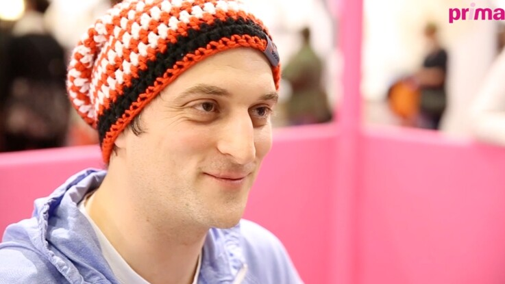 Tuto d'un bonnet Myboshi : démo en vidéo par Félix