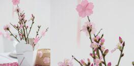 Origami Facile Une Fleur 3d Femme Actuelle Le Mag