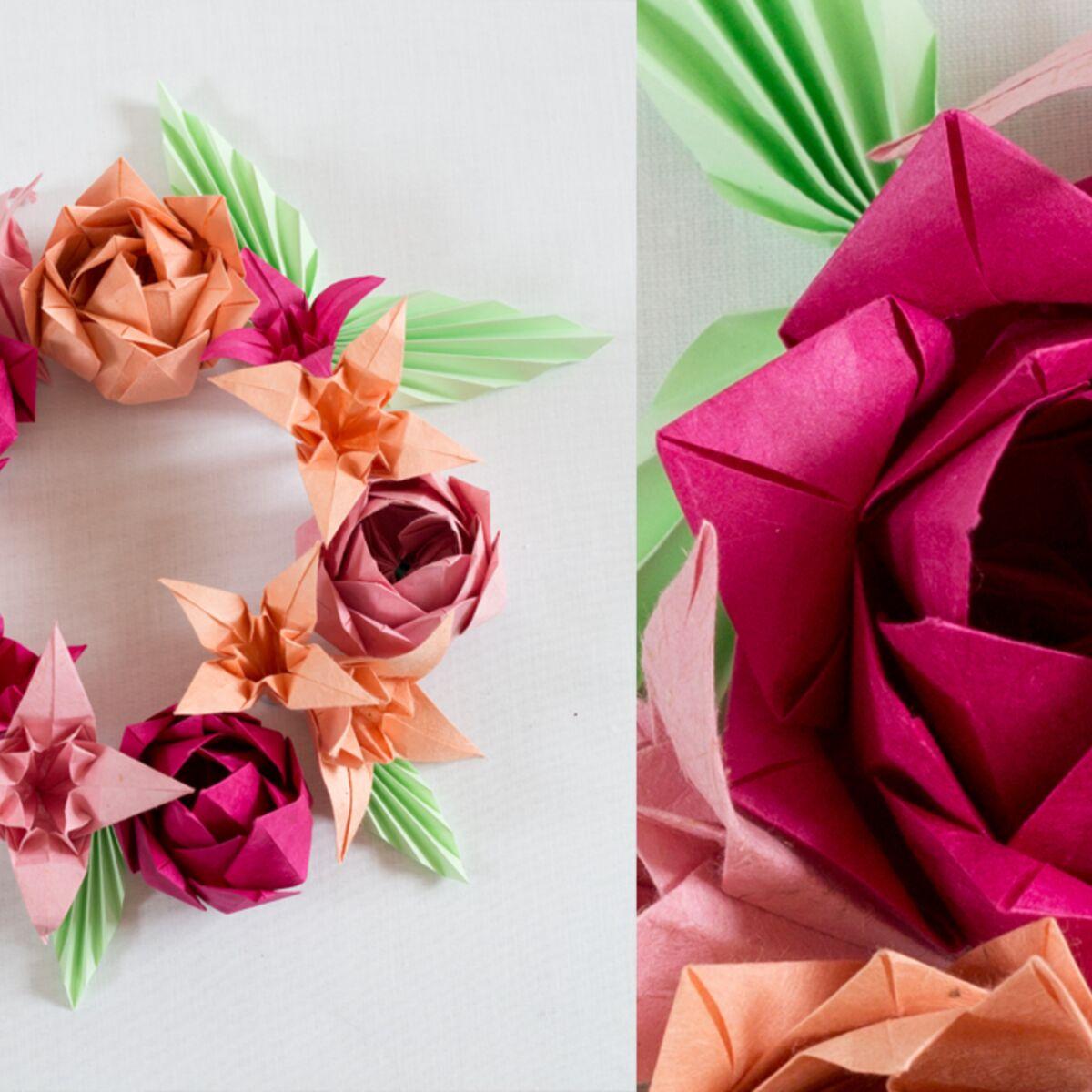 Origami: Lotus flower - Papiroflexia: Flor de Loto - YouTube | 1200x1200
