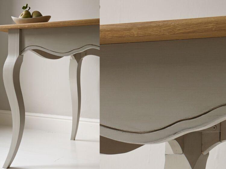comment repeindre une table en bois femme actuelle le mag. Black Bedroom Furniture Sets. Home Design Ideas