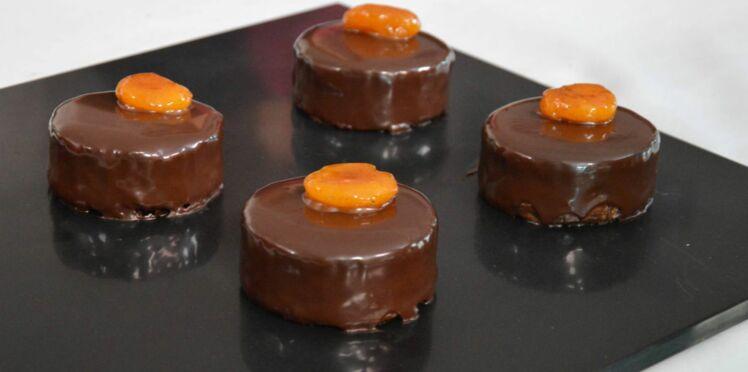 Le gâteau Sacher de Jonathan Blot
