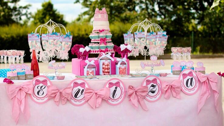Tables de fête : la sweet table