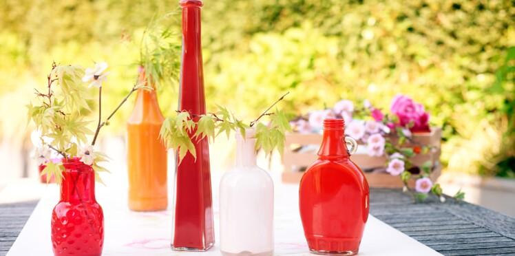 Déco : toutes nos idées de vases à réaliser soi-même