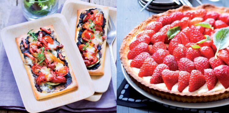 Recettes de tartes faciles et originales