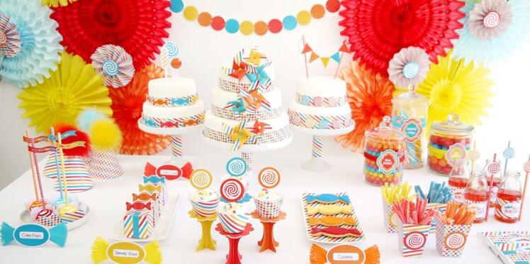 """Une sweet table spéciale """"Party"""""""
