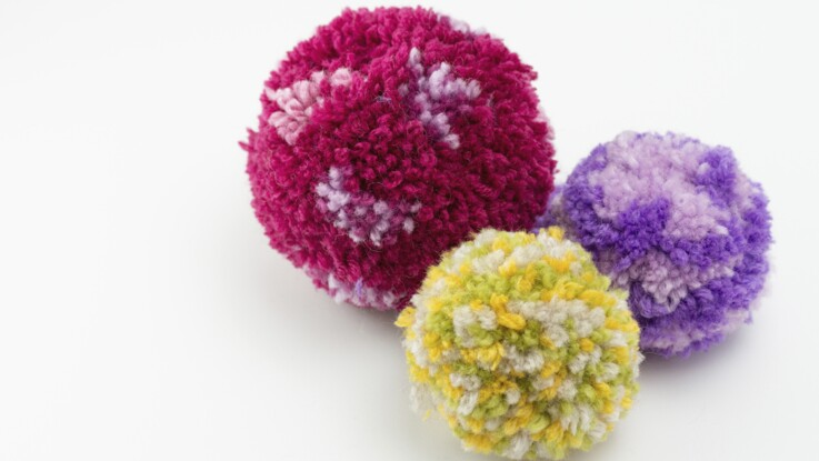 Comment faire un pompon ?
