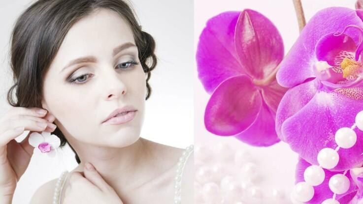 Art floral : comment faire un bijou avec une orchidée