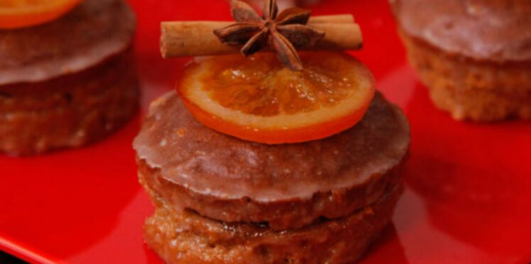 La recette du pain d'épices de Jonathan Blot