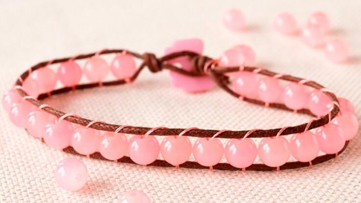 Le tuto facile du bracelet wraps