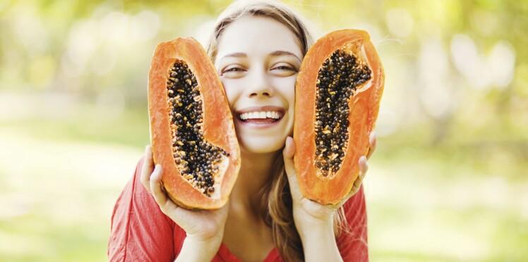 Masque clarifiant à la papaye