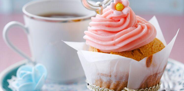 10 façons de décorer des cupcakes