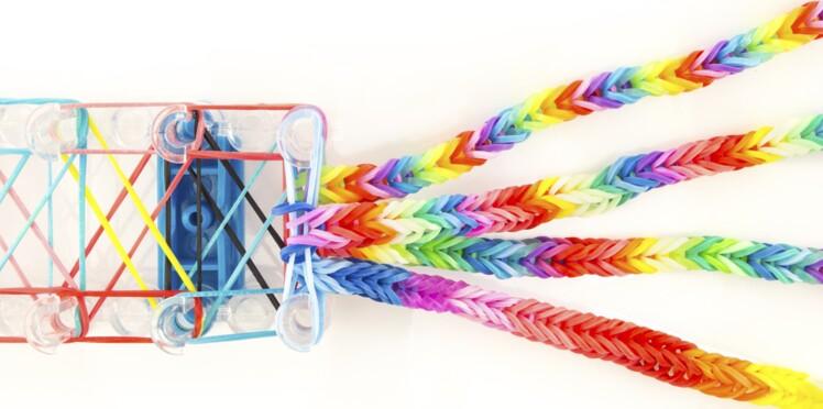 Tous nos modèles de bracelets élastiques Rainbow Loom