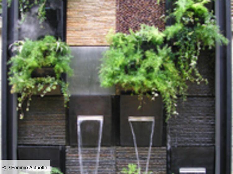 Idée Déco Au Jardin Comment Habiller Un Mur Femme