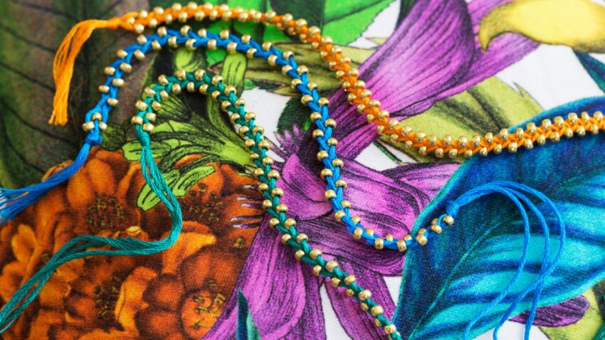 DIY : tous nos bracelets à réaliser soi-même