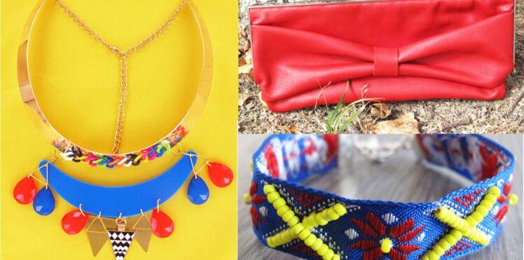 Toutes nos créations d'accessoires avec Perles et co
