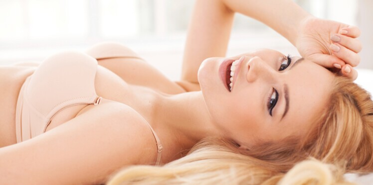 Huile dynamisante pour de beaux seins