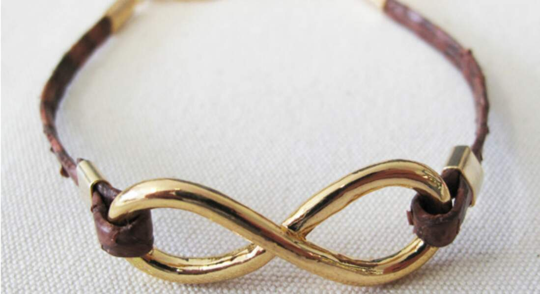 Un bracelet infini