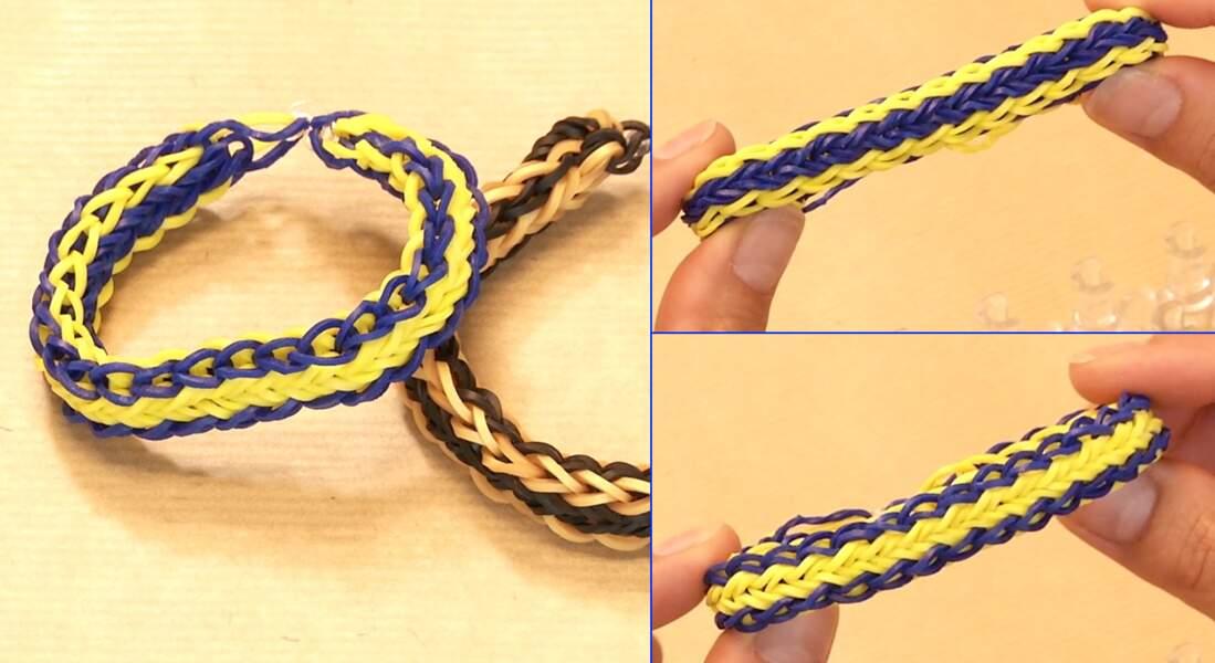 Le bracelet réversible