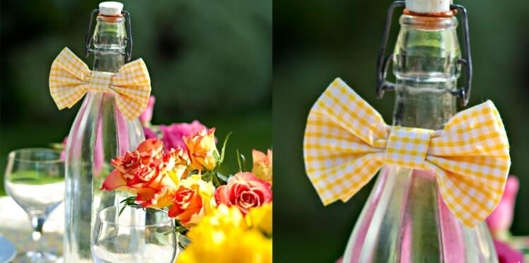 Un noeud papillon sans couture