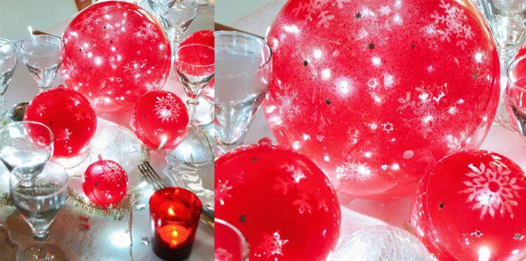 Décoration de Noël : des boules traditionnelles