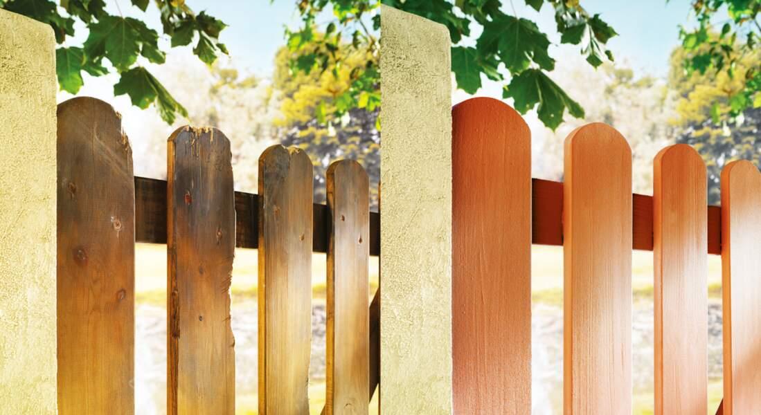 Bricolage : réparer ses volets et son portail en bois