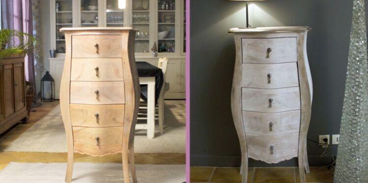 Bricolage en vidéo : comment bien céruser un meuble ?