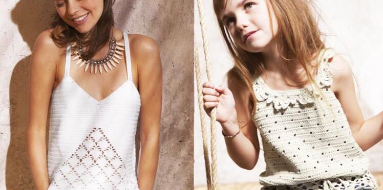 Tricot & Crochet : nos créations pour l'été
