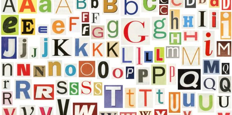 Des Alphabets Gratuits à Télécharger Femme Actuelle Le Mag