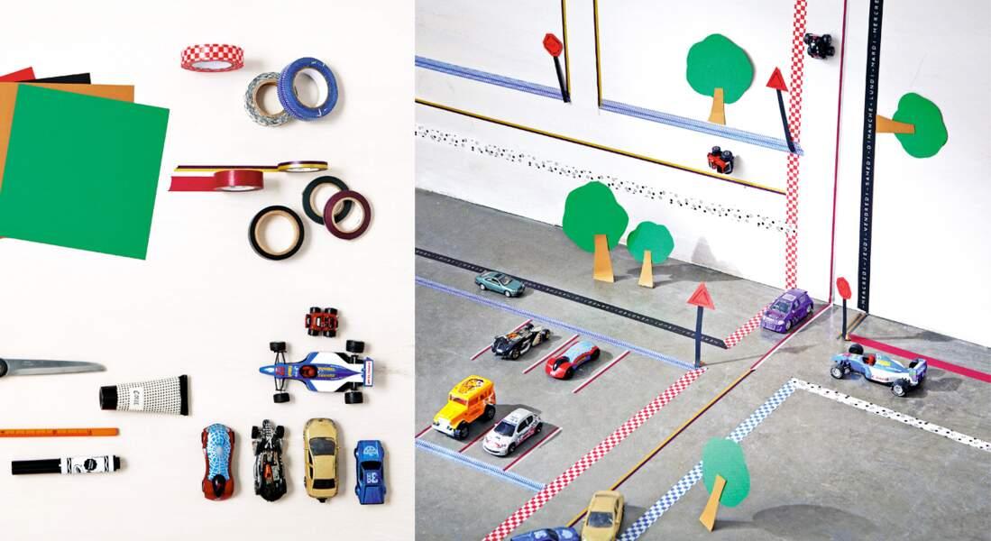 Fabriquer ensemble des jouets uniques
