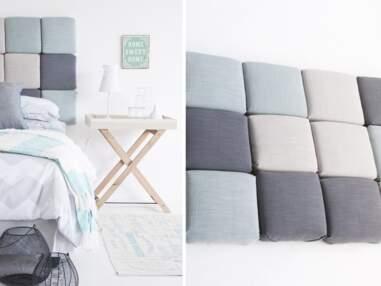 Le plein d'idées pour fabriquer une tête de lit