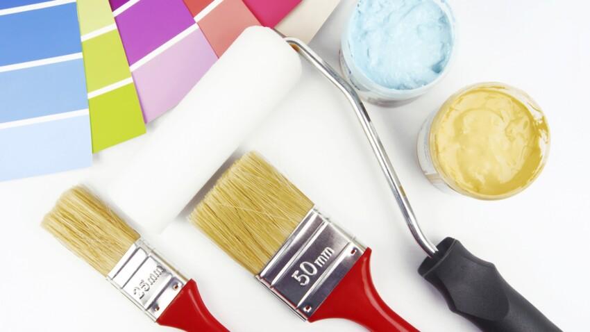 Tout sur la peinture : mode d'emploi, astuces et idées déco