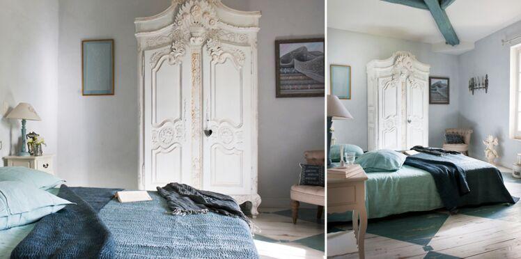Une chambre au style provençal