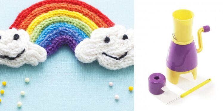 Comment monter un tricotin mécanique ?