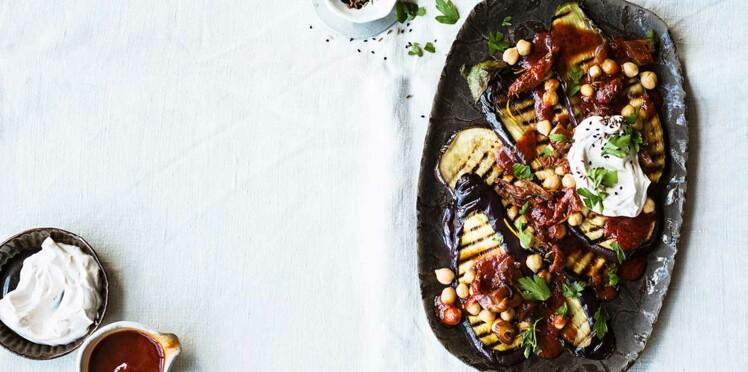 Des recettes pour cuisiner l'aubergine