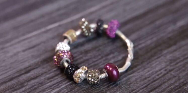 Un bracelet en BeCharmed Swarovski
