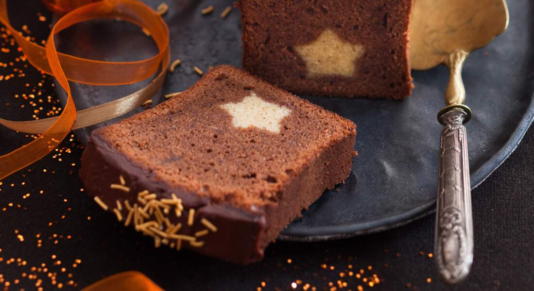 Cake étoilé