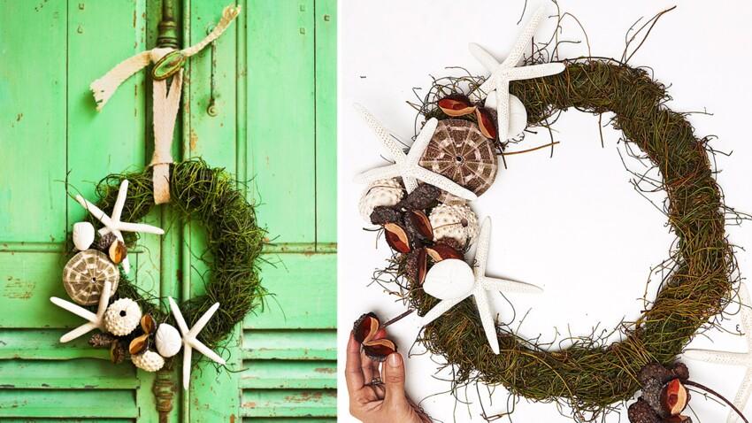 Des couronnes de Noël à faire soi-même