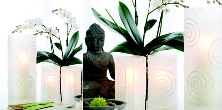 Réaliser un photophore zen en papier