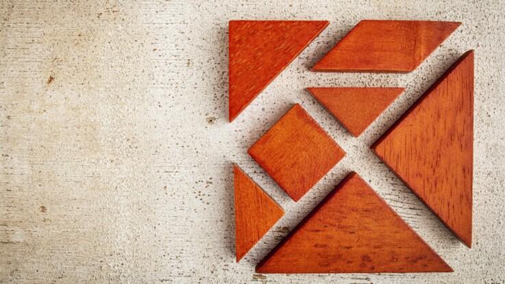 Tout savoir sur l'art du tangram