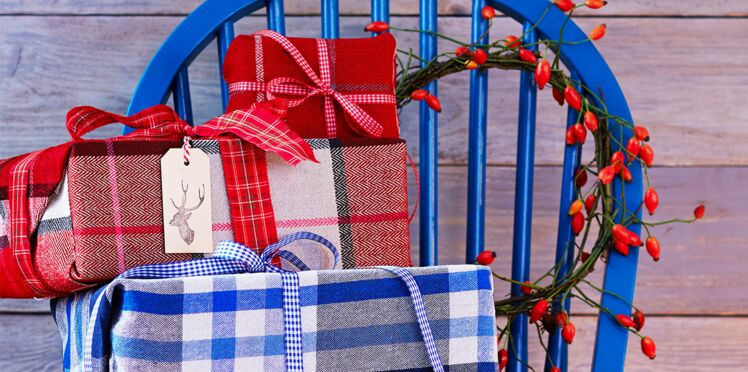 Des étiquettes de Noël à imprimer gratuitement