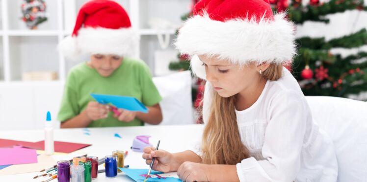 Activités de Noël à faire avec les enfants